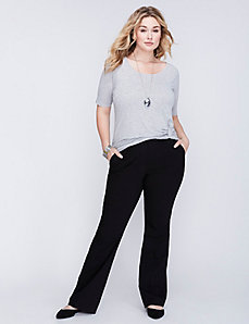 Ashley Sexy Stretch Boot Pant