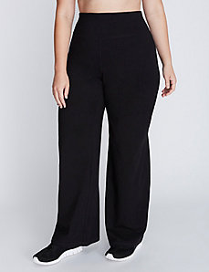 Signature Stretch Wide Leg Active Pant