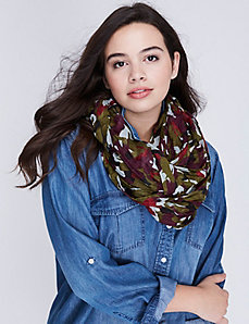 Camo Eternity Scarf