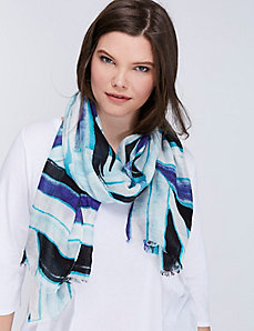 Brushwork Scarf