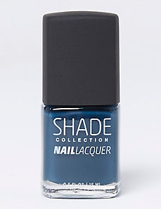 Majolica Blue Nail Polish