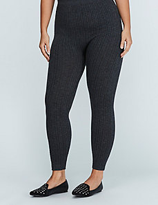 Cable Textured Legging
