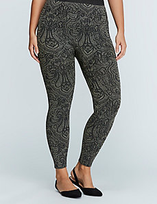 Sparkle Damask Legging