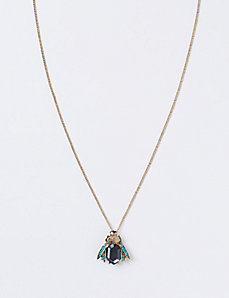 Beetle 2-in-1 Necklace/pin