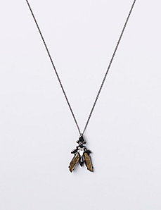 Winged Critter 2-in-1 Necklace/Pin