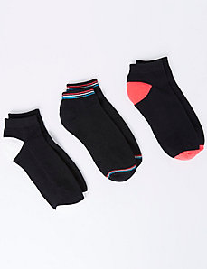 Cooling Sport Socks 3-Pack