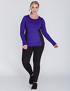 Warming Long-Sleeve Active Tee