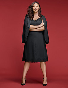 Slip Dress by GLAMOUR X LANE BRYANT