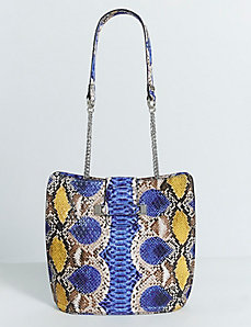 The Aziza Shoulder Bag by Christian Siriano