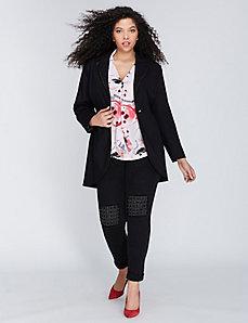 Tuxedo Blazer by Melissa McCarthy Seven7