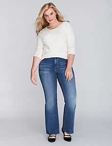 Boot Jean with T3 Tighter Tummy Technology