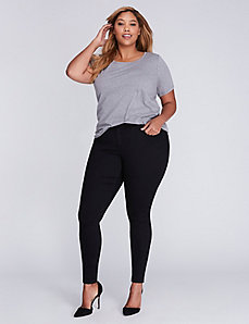 Black Super Stretch Skinny Jean