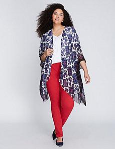 Ikat Kimono