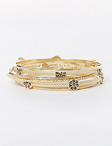 6-Row Bangle Set