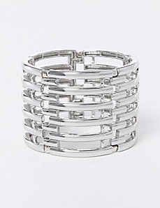 Linear Stretch Bracelet