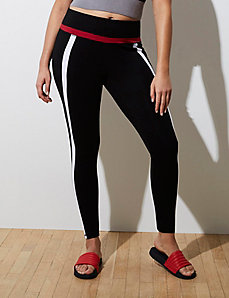 Signature Stretch Active Legging by GLAMOUR X LANE BRYANT