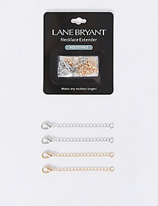 Necklace Extender 4 Pack