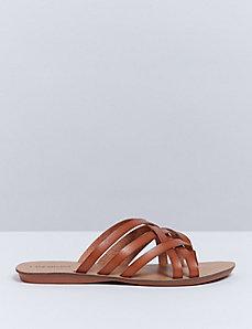 Huarache Slide Sandal