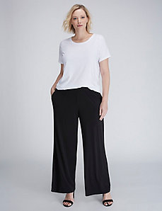 Simply Chic Wide-Leg Pant