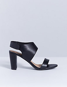 2-Piece Sandal with Covered Heel