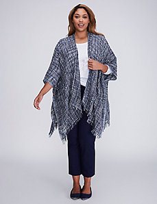 Textured Kimono