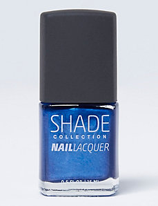 Vintage Blue Nail Polish