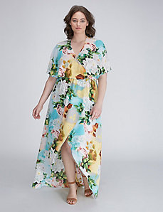 Flyaway Maxi Dress by Melissa McCarthy Seven7