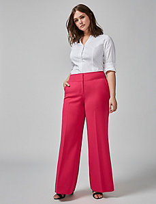 Infinite Stretch Wide Leg Pant