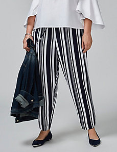 Striped Soft Pant