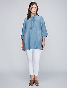 Pencil Ankle Jean by Melissa McCarthy for Seven7