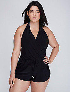 Bianca Swim Romper by Magicsuit