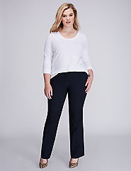 Allie Sexy Stretch Faux Denim Boot Pant