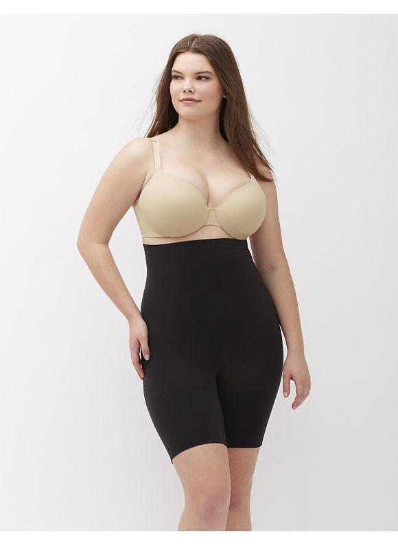 SPANX Plus Size Spanx® Higher Power Short,  Women' Size:   Black plus size,  plus size fashion plus size appare