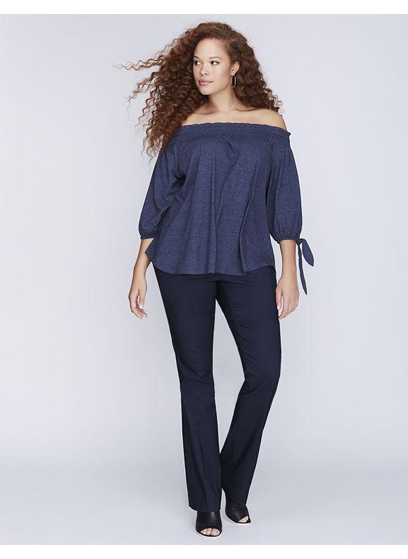 Pantaloni de damă Sophie, plus size