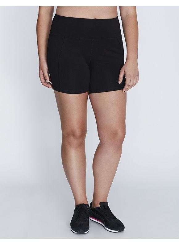 Livi Active Plus Size Performance Active Short,  Women' Size: 18/20,  Black plus size,  plus size fashion plus size appare