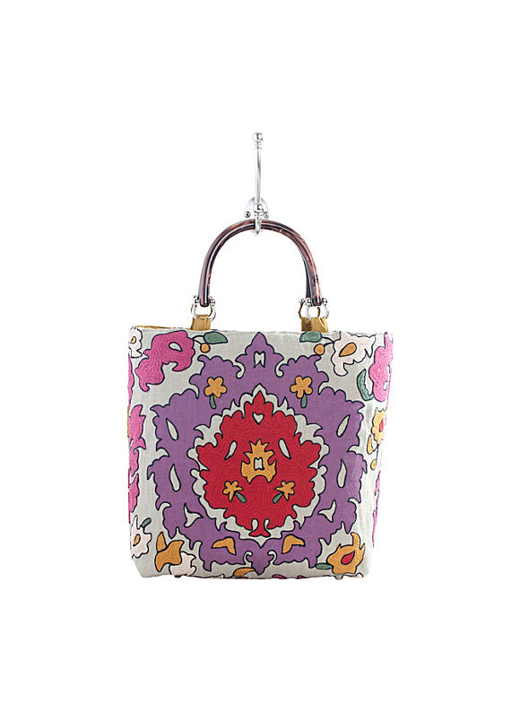 Small Bohemian Tote by Baxter Designs