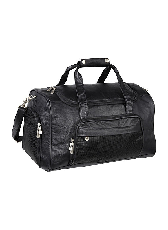 APC Leather Duffel/Sports Bag by AmeriLeather