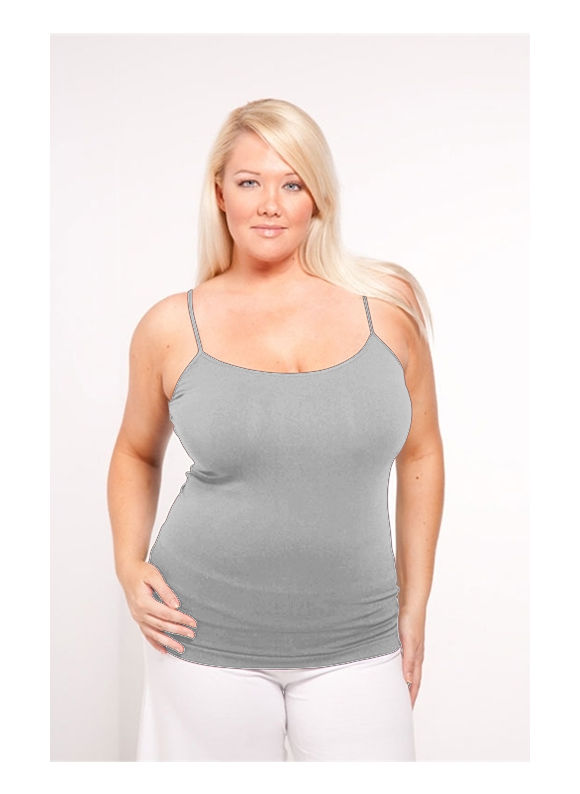 The Perfect Plus Size Camisole by SWAK Designs
