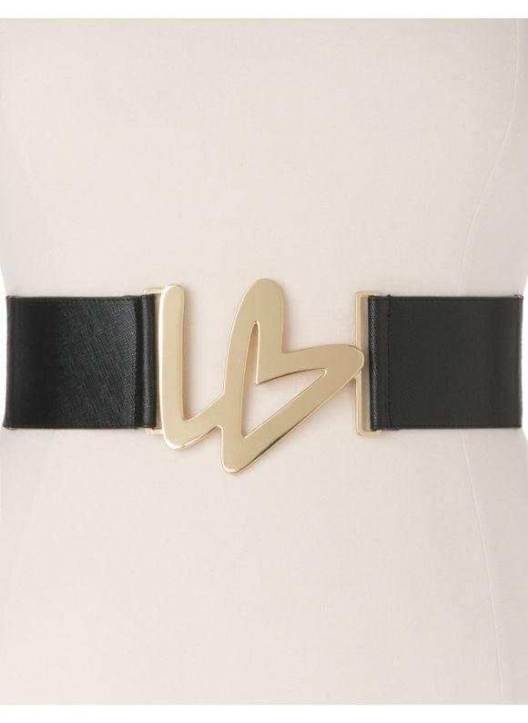 Lane Bryant Plus Size Lane Collection icon belt Size 14/16, black - Lane Bryant ~ Trendy Plus Size Clothes