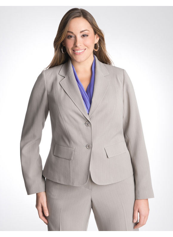 Plus Size Women's Business Suits