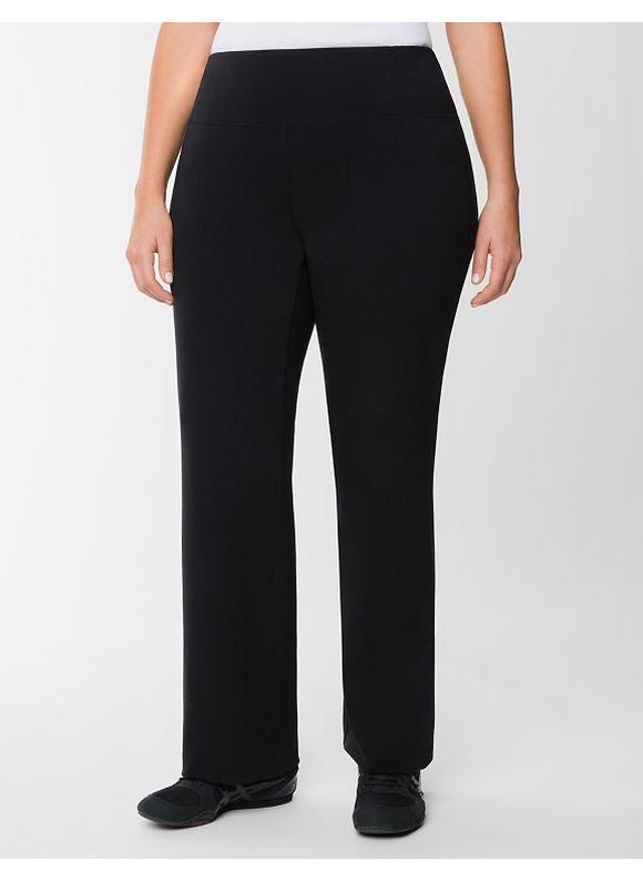 Lane Bryant Plus Size Yoga pant Size 22/24, black - Lane Bryant ~ Trendy Plus Size Clothes