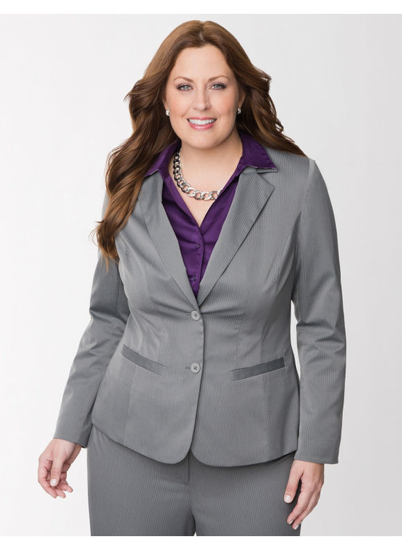 5cc625f72bd Plus size business clothing doesn t have to be boring!