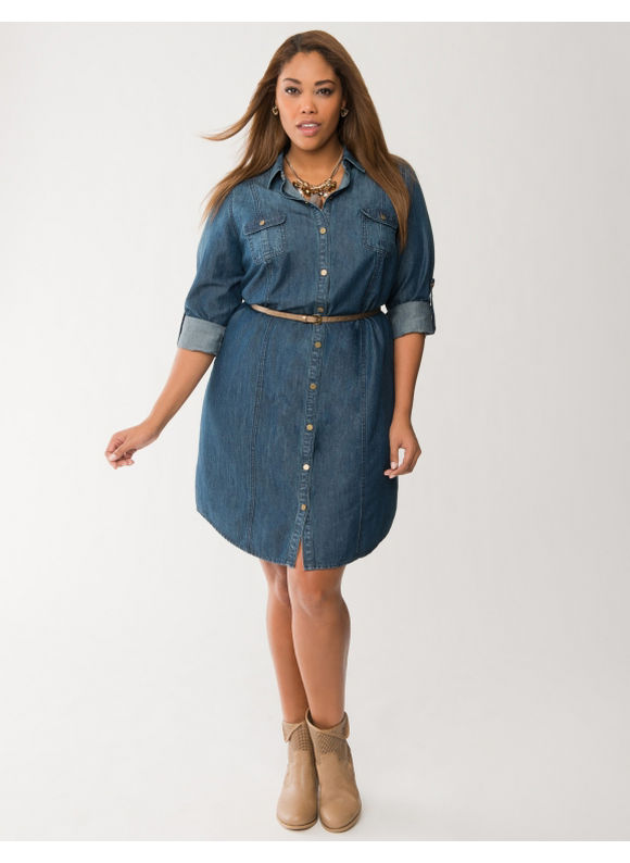 Womens Plus Size Denim Deals
