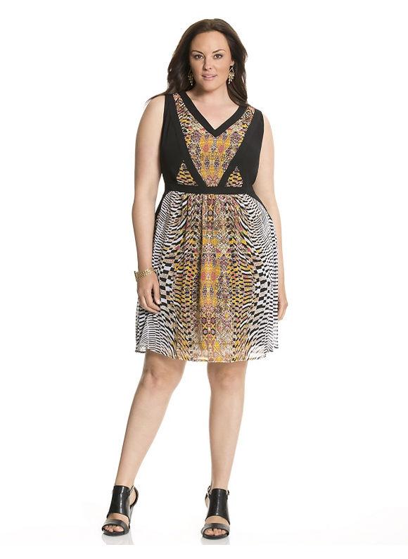 Plus Size Dresses | DeyJay Fashions