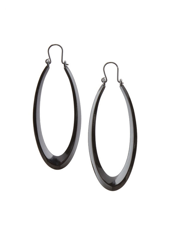 Lane Bryant Women's Oval drop earrings by -