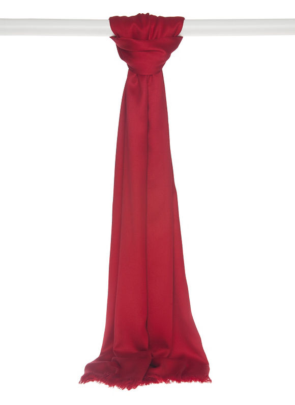 Lane Bryant Plus Size Fringed pashmina Size One Size, Black, Venetian Red - Lane Bryant ~ Trendy Plus Size Clothes