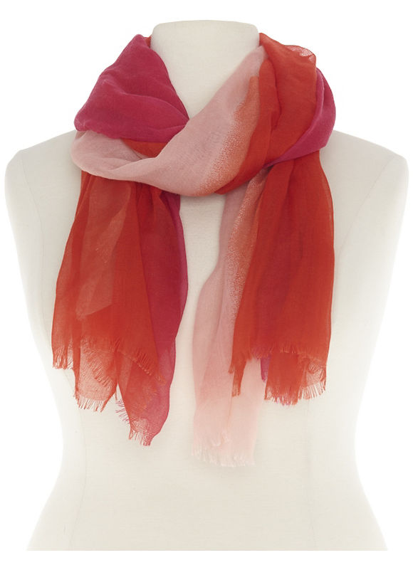 Lane Bryant Plus Size Ombre scarf Size One Size, brown - Lane Bryant ~ Trendy Plus Size Clothes
