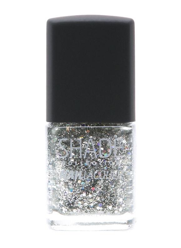 Lane Bryant Plus Size Silver Star nail lacquer Size One Size, grey cloud