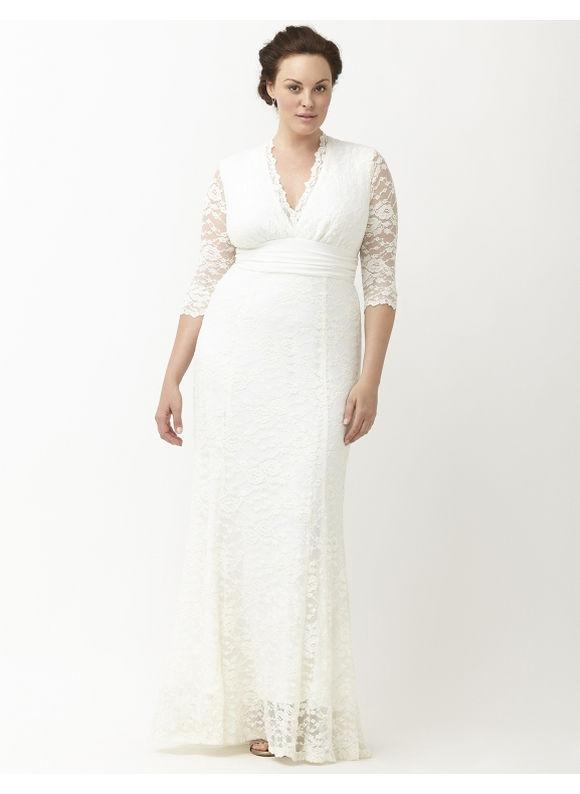 Image Result For Lane Bryant Lace Wedding Dress