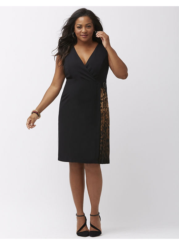 Little Black Dresses For Curvy Gals